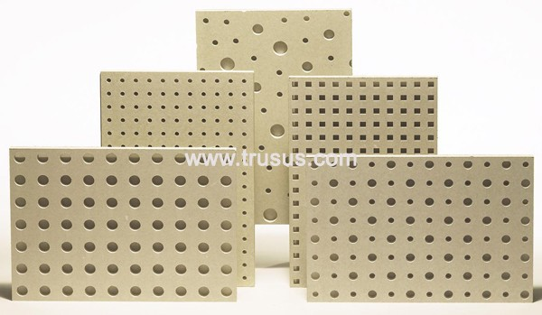 With CE Certification Newly Design Drywall and Ceiling Perforated Gypsum Board
