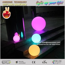 led ballon decoration de mariage