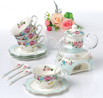 Fashional Set di Ceramica/Porcellana Da Caffè tea Set/Regalo di Imballaggio Set