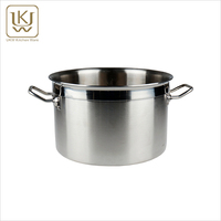 stainless steel large commercial industrial steam cooking hot pot