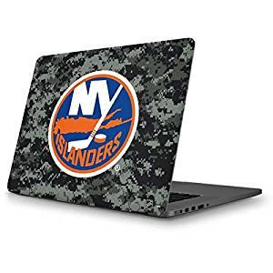 NHL New York Islanders MacBook Pro 13 (2013-15 Retina Display) Skin - New York Islanders Camo Vinyl Decal Skin For Your MacBook Pro 13 (2013-15 Retina Display)