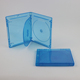 High quality with outer film 14mm bluray dvd disc case