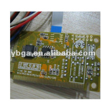 mini 3 in 1 PCI-E laptop notebook diagnose debug card for laptop motherboard detection