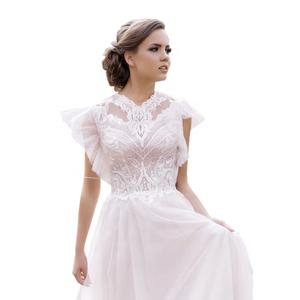 c22f0c1d2c902c Factory new design no MOQ a-line wedding dress lady bridal gown princess  style wholesale
