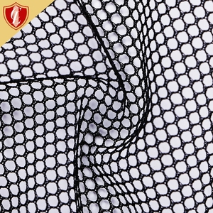 Black Polyester Smocked Princess Dress Fabrics