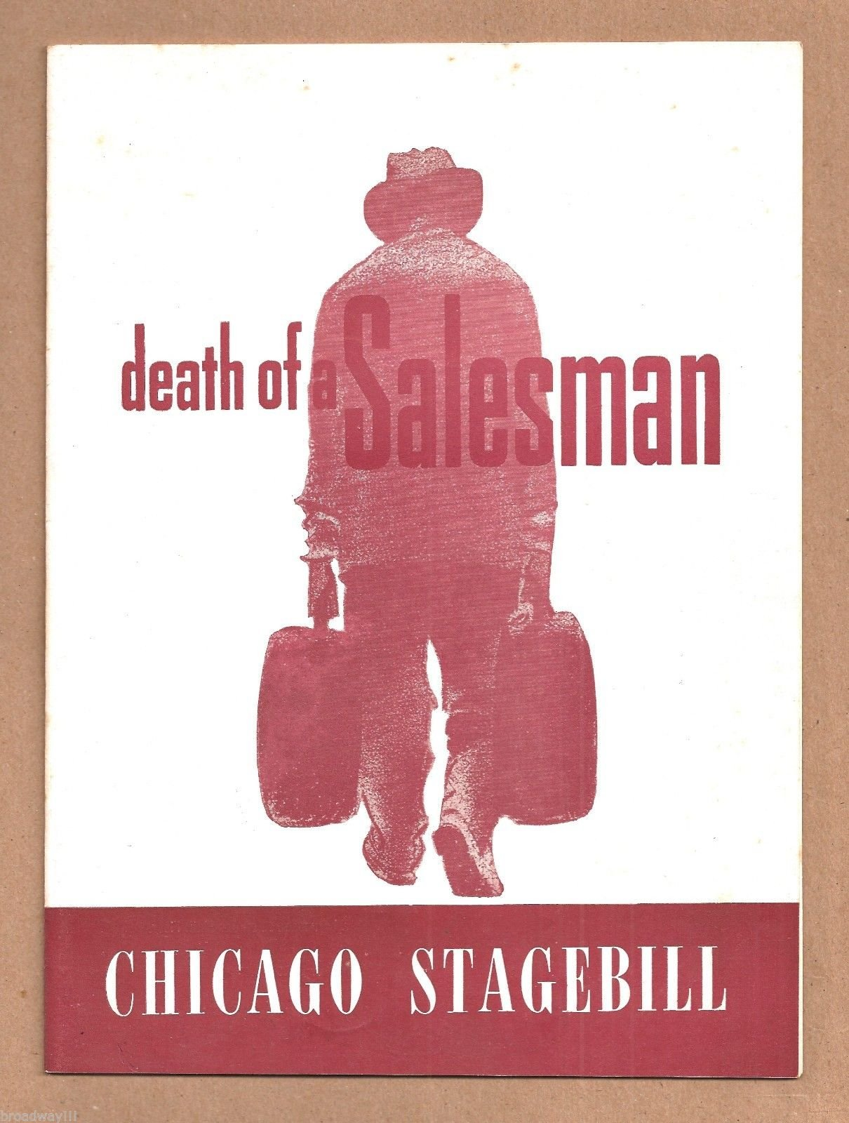 the theme of american dream in death of a salesman by arthur miller Death of a salesman at the lyttelton in london in 1996: alun armstrong as willy loman and louise jameson as the woman david thacker's production captured 'the poetic quality of miller's attack on a corrupt, venal system,' wrote michael billington.