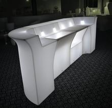 Fiesta Club 16 color <span class=keywords><strong>iluminado</strong></span> muebles LED bar mostrador