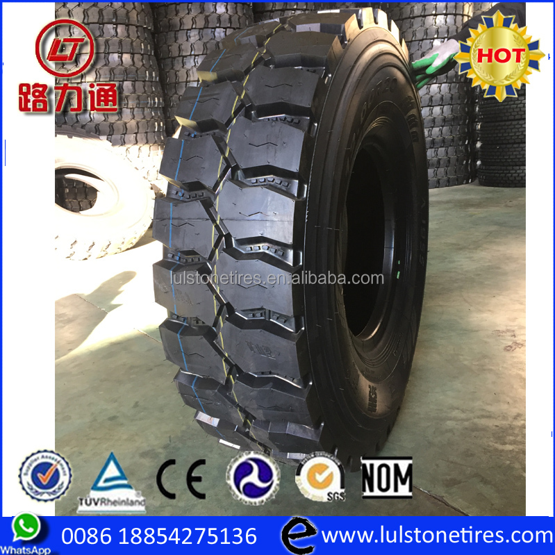 Hot Sale Famous Brand High Quality Steel Radial Truck Tire 1200r20 20pr