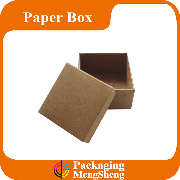 High quality luxury paper cardboard gift box for ring top and bottom making packaging