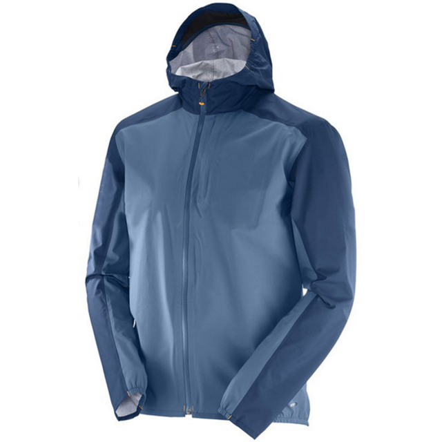 Custom Men Winter Waterproof Jacket  Quilt  Lining  Jacket Outdoor Work Clothing For Winter