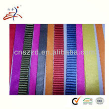 1.5 inch colored flat nylon webbing