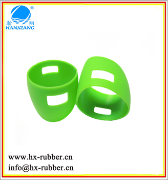 Customized Silicon Rubber Handle Grip
