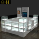 Factory price modern jewelry kiosk design jewelry kiosks for mall