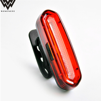 COB LED Bike Light Front and Rear Light Tail Bicycle Rear Light