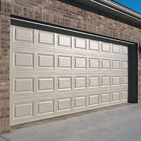 Cheap Insulation sectional garage door panels sale
