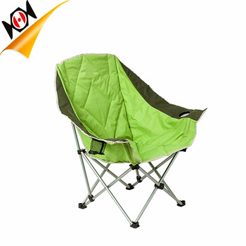 Pleasant Large Round Outdoor Camping Folding Half Moon Chair For Adults Buy Large Moon Chair Cheap Folding Moon Chairs Folding Half Moon Chair Product On Cjindustries Chair Design For Home Cjindustriesco