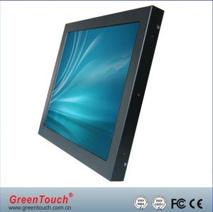23.5''Open frame multi gym touch monitor for gaming machine and karaoke