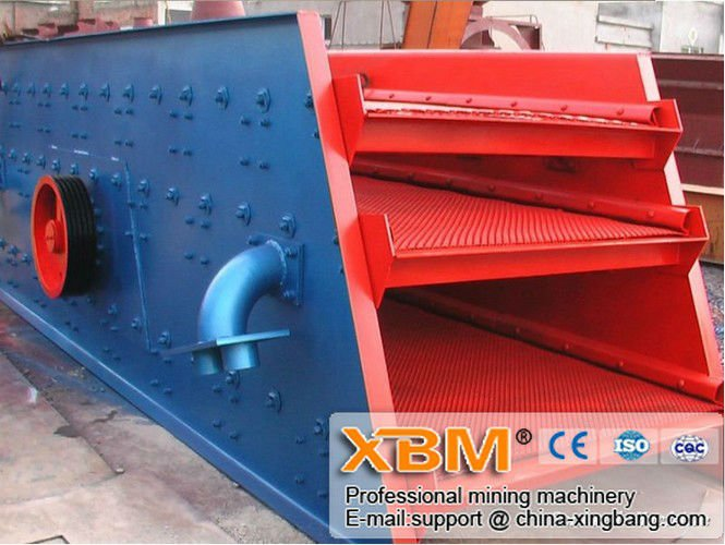 stone and rock used vibrating sieve/rectangular sieve/sand siever
