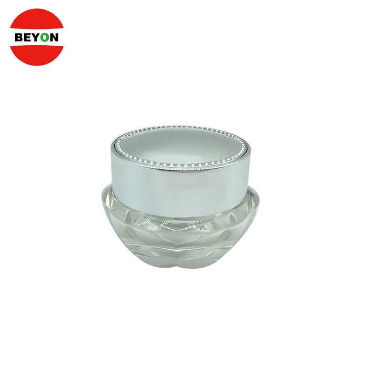 Wholesale 10ml PP Luxury Cosmetic Cream Jar