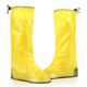 Custom LOGO reusable PVC fashional waterproof rain shoe covers