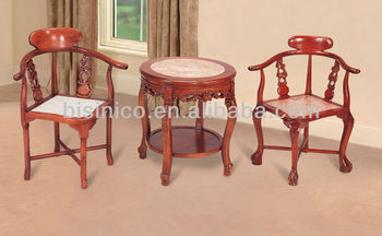 Traditional Chinese Solid Wood Furniture, Wooden Carved Living Room  Furniture,Wooden Carving Arm Chair