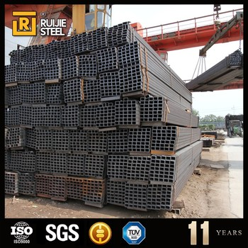 Cold Formed Square Steel Black Iron Low Carbon Inch Weight Steel ...