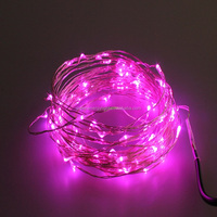 Good Quatily Net Light Battery Operated Led Copper Wire String ...
