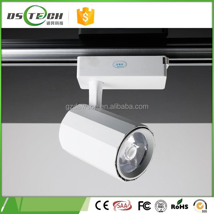 2017 New Products 30w Cob Led Track Light,White Color Track ...