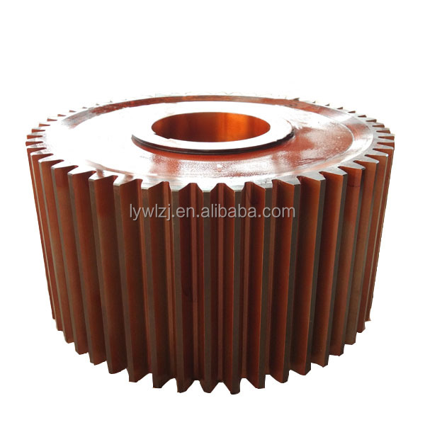 Large Module Forging Industrial Pinion Gear