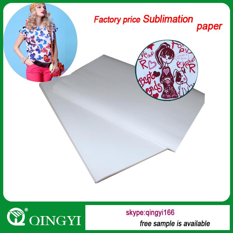 Fabrica precio a4 papel para sublimacion papel de for Papel de pared precio