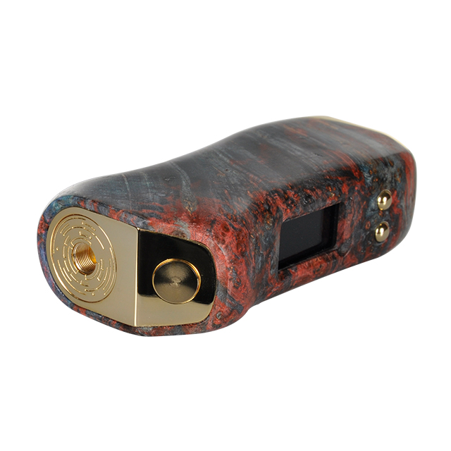 Original Asvape Stabwood Gabriel Vape Mods Of Single 18650 Battery