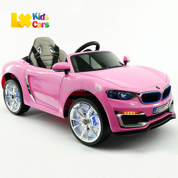 wholesale girls baby ride on driving electric toys battery powered car 12 volt