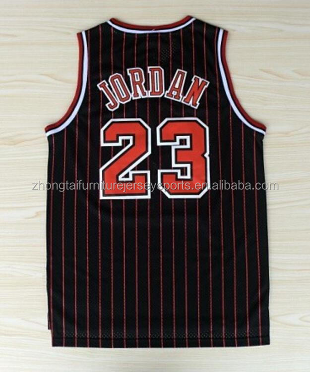 Throwback Swingma Basketball Jersey MICHAEL JORDAN 23 Chica Bul RED Men's