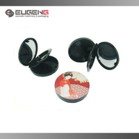round pressed powder packaging,pressed powder compact