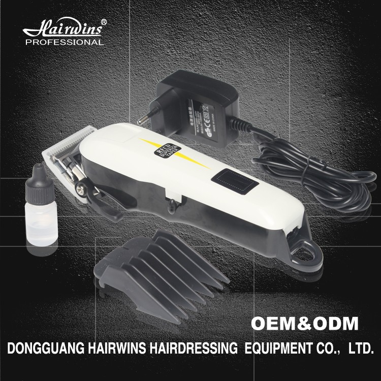 factory price electric hair clipper professional hair cutting machine salon equipment for men