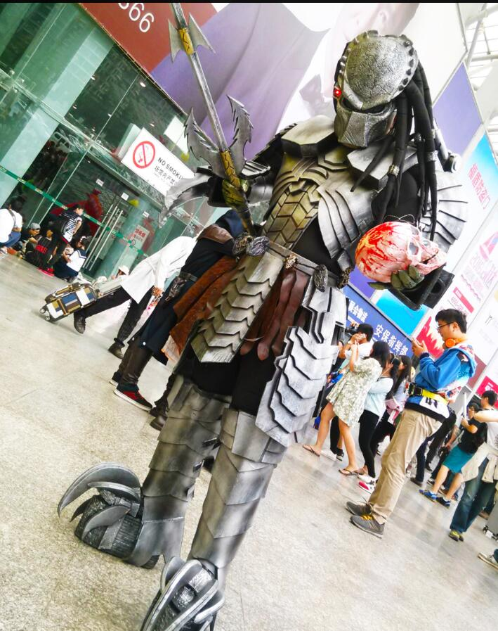 The Life Size Cosplay Predator Robot Costume For Event Party Buy