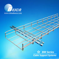 Stainless Steel roast meat wire mesh cable tray