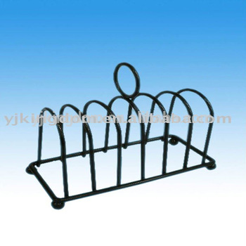 547-76 3-TIER STACKABLE CAKE RACK BREAD COOKING RACK TOAST HOLDER