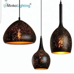 High Quality Northern Europe Resataurant Modern Design Home Decor Pendant lamps light Chain Moroccan Chandelier Lighting