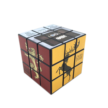 Advertising products child toys ABS plastic 3X3 magical cube