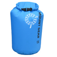 custom logo printed fashion waterproof nylon dry bag
