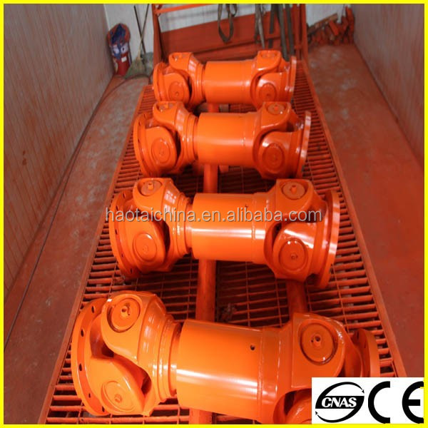 Heavy universal shafts or Coupling for mechanism / Manufacturer heavy duty universal coupling shaft