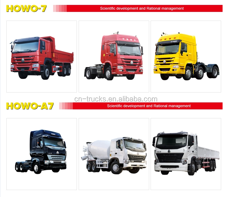 11m 290hp 6x4 10 wheel howo truck fence cargo cattle carrier or hog carrier truck