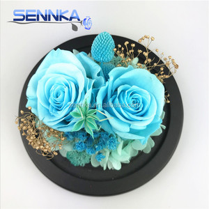 artificial flower carnation preserved fresh flower wholesale