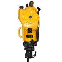 Portable diesel power borehole tool atlas copco pionjar 120 rock drill for sale