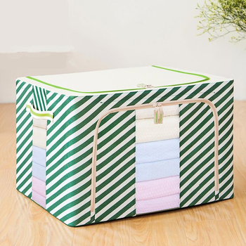 Clothes Jumbo Storage Bags Wholesale Storage Box With Zipper