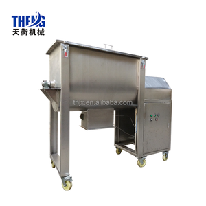 horizontal powdered milk mixer machine for food made in china