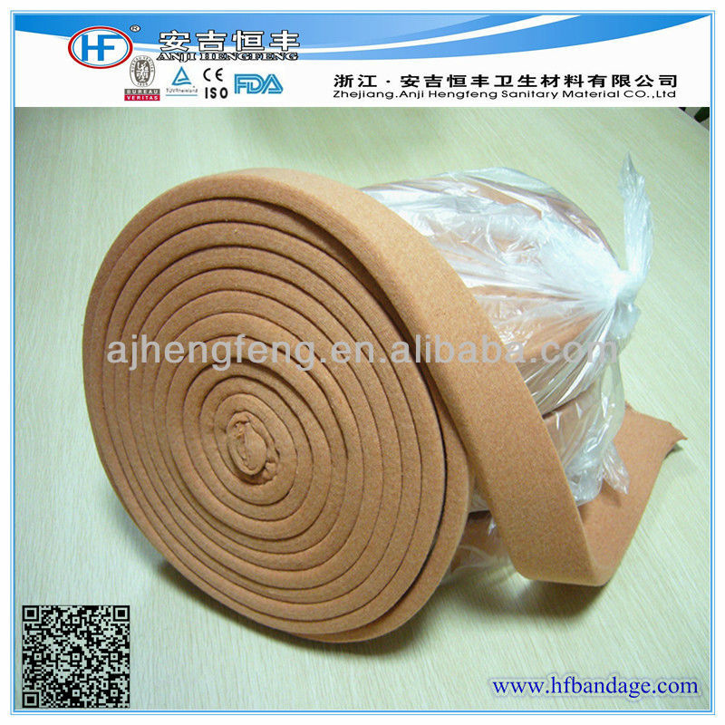Medical therapy shoulder arm retaining back waist ankle collar and cuff elastic bandage