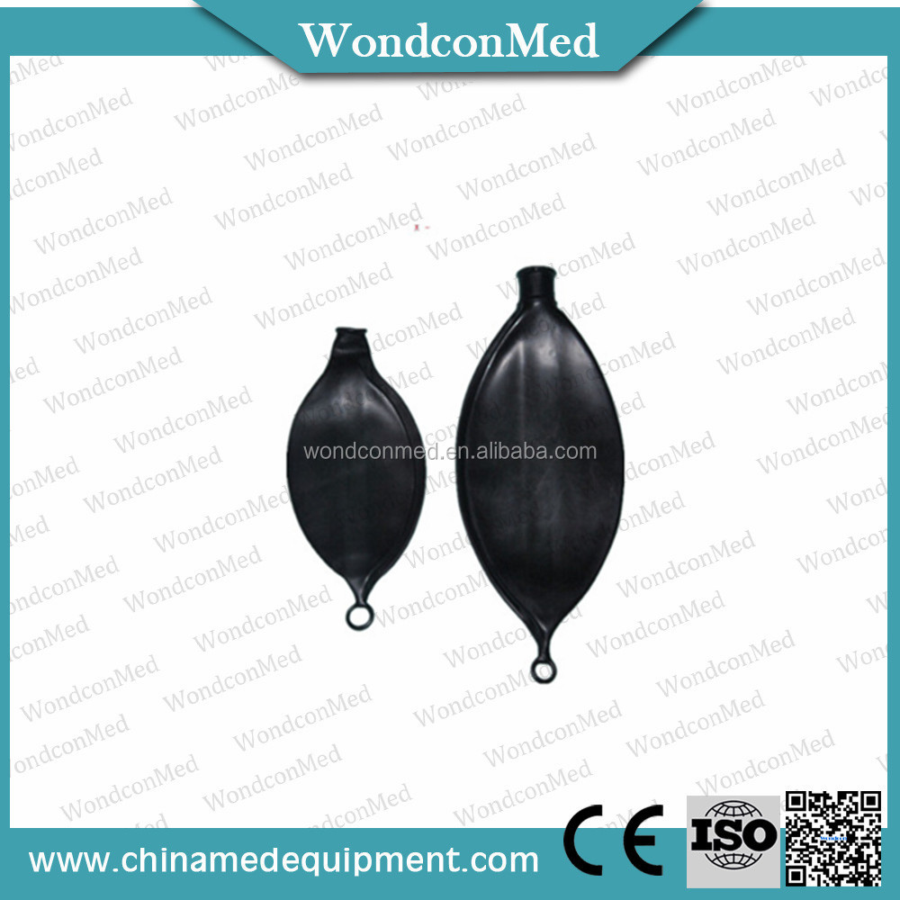High quality reused rebreathing bag for hospital used