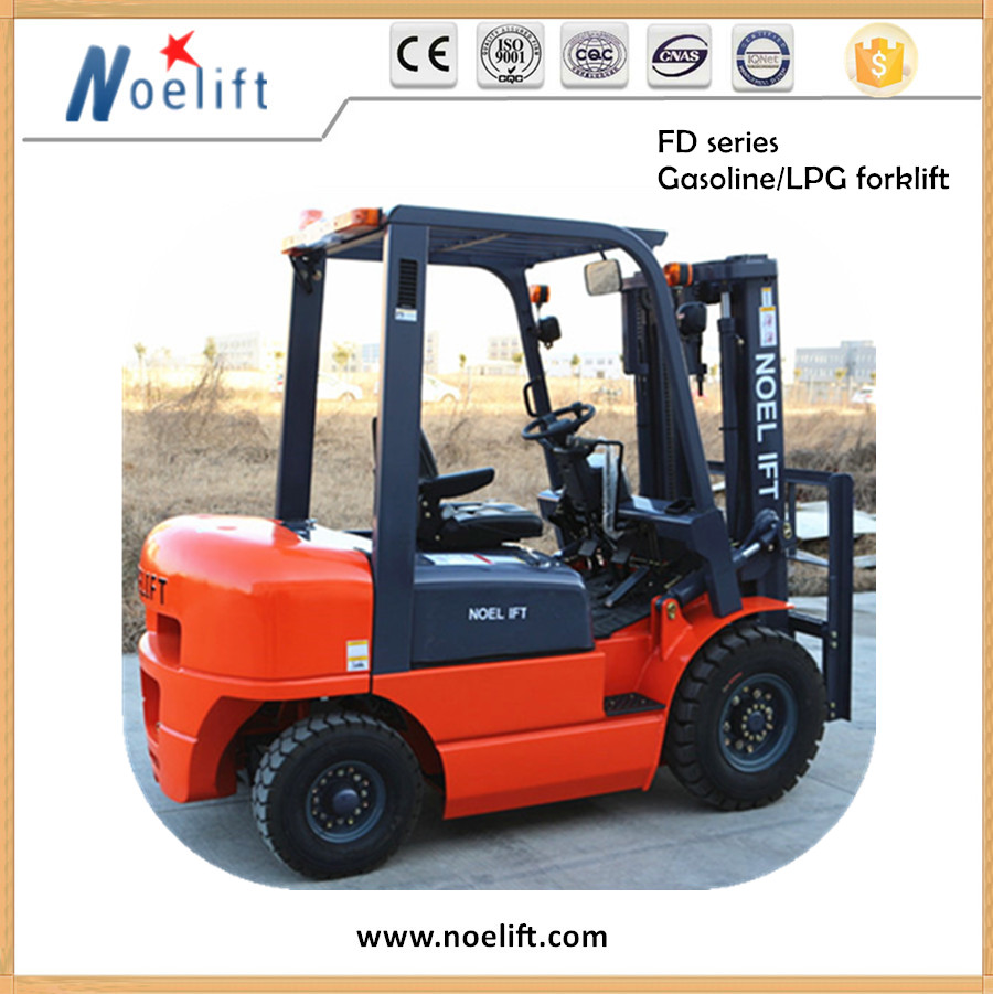 Light weight NOELIFT 1.8T Diesel Forklift Japan Engine, with Lift Height: 3000~5000mm